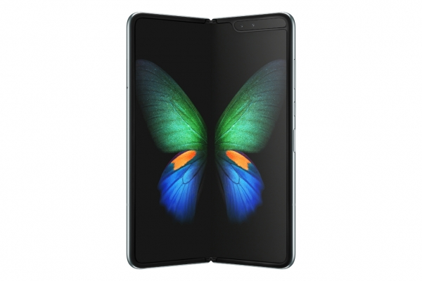 Samsung likely to hide hinge in Galaxy Fold 2