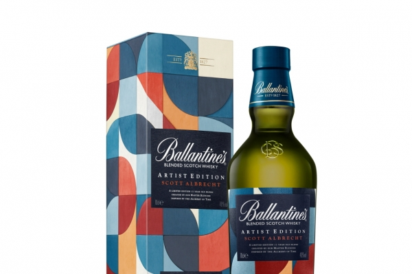 Ballantine's leads imported Scotch whiskey market in Korea