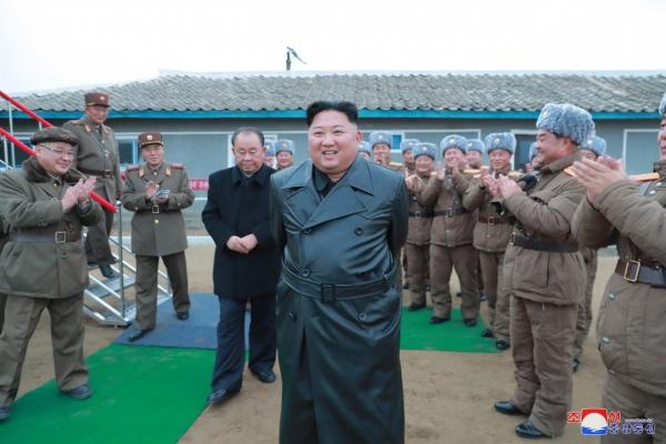 International Criminal Court says it has no jurisdiction over NK leader