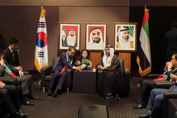 [Diplomatic circuit] UAE celebrates 48th National Day with positive outlook on bilateral ties