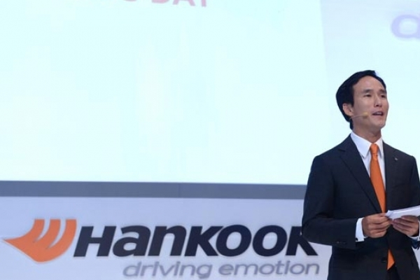 Hankook Tire CEO indicted on charges of bribery, embezzlement