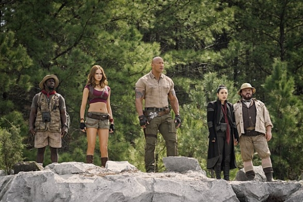 [Herald Review] 'Jumanji: Next Level,' plays it safe in funny, unoriginal sequel