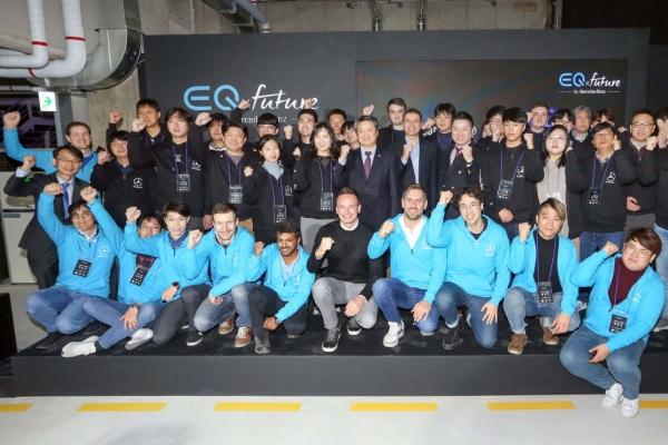 Mercedes-Benz Korea holds future mobility startup hackathon