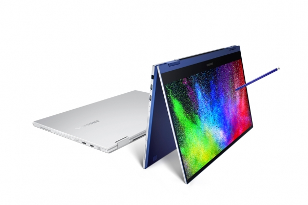 QLED-equipped Galaxy laptops to hit market