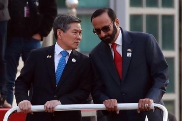 S. Korea, UAE agree to boost cooperation for regional peace