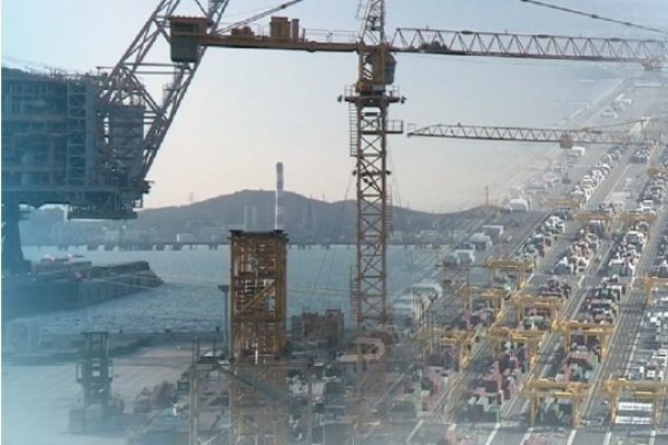 Korea's trade volume exceeds $1tr mark for 3rd year