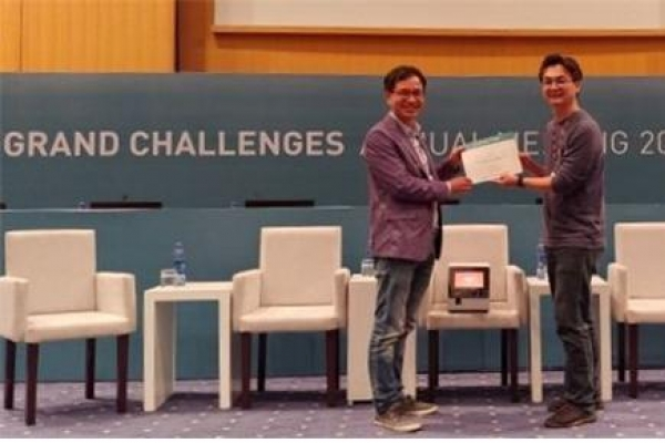 Noul's innovative Malaria diagnosis solution acknowledged at Grand Challenges Meeting