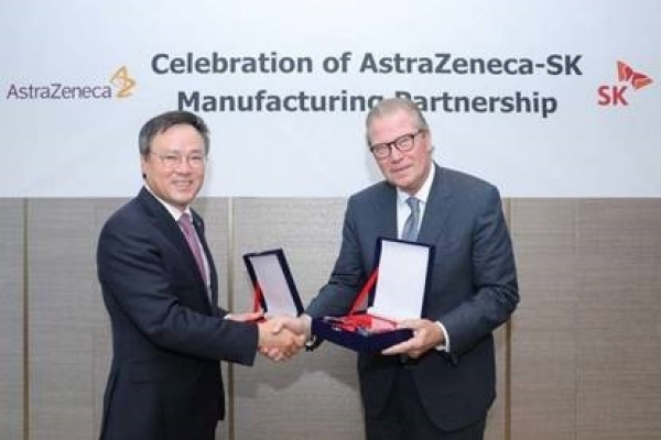 'SK Holdings, AstraZeneca's partnership benefits 3 million diabetic patients'