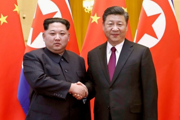 China stresses ties with NK while seeking sanctions relief
