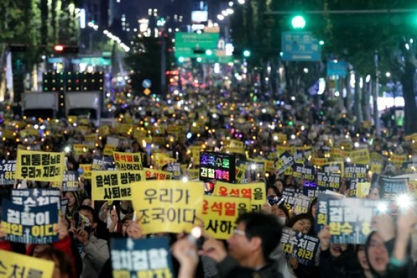 Thousands to join rallies in central Seoul and Seocho on Saturday