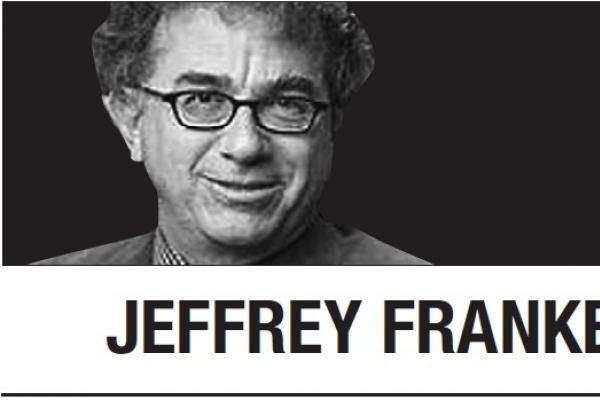 [Jeffrey Frankel] Six tax-based ways to tackle US inequality