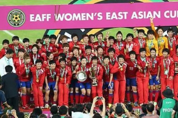 N. Korea to skip women's Olympic football qualifying tournament in S. Korea: source