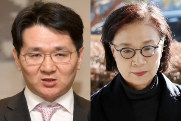 Hanjin family apologizes for family quarrel