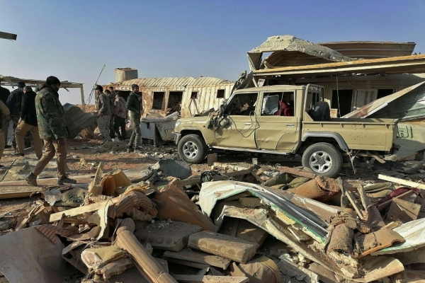 Iraq warns US ties at stake after deadly strikes