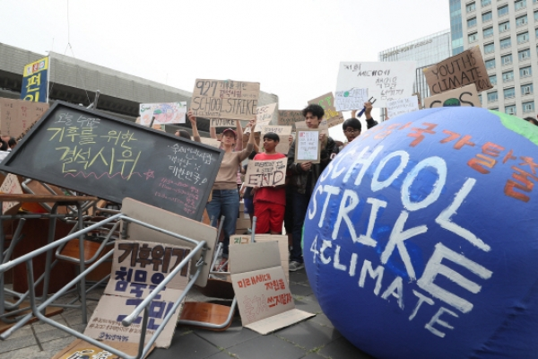 [What the 2020s will hold for Korea] Visible signs of climate change
