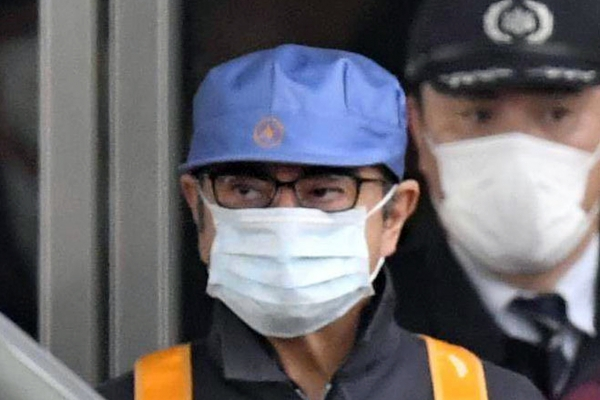 Bailed tycoon Ghosn 'escapes' to Lebanon from 'rigged' Japan