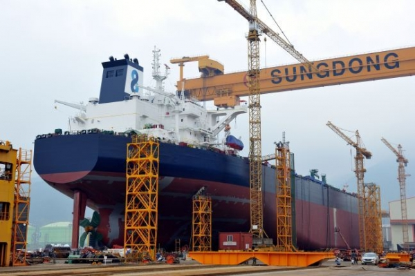 Sungdong Shipbuilding averts liquidation with W200b deal