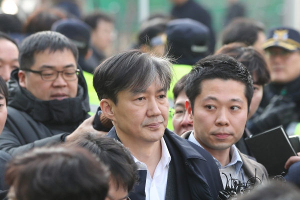 South Korean President criticizes indictment of former minister
