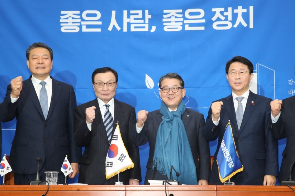Former No. 2 at ROK-US combined forces command joins ruling party