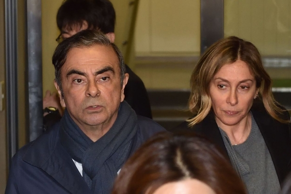 'I did it alone', Ghosn says of Japan escape