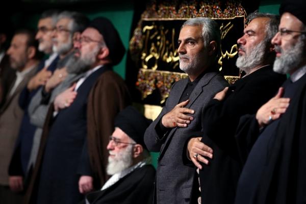 Top Iran commander Qasem Soleimani killed in US strike on Baghdad