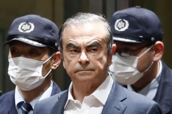 Japan blasts 'unjustifiable' Ghosn's escape