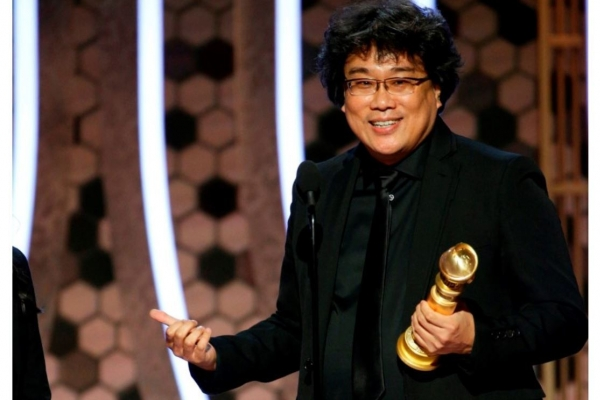 'Parasite' wins Korea's first Golden Globe