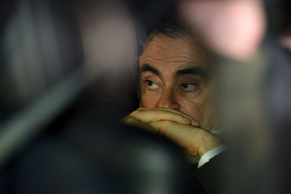 Nissan says ex-chairman Ghosn guilty of 'serious misconduct'