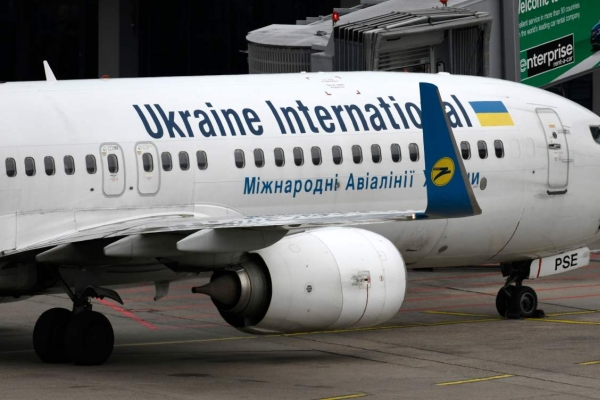 Iran state TV says Ukrainian airplane crashes near Tehran