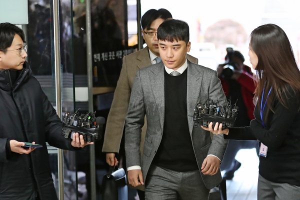 [Newsmaker] Court denies arrest warrant for ex-Big Bang member Seungri