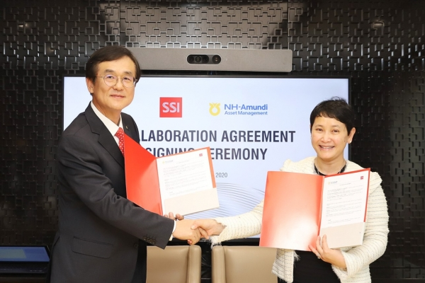NH-Amundi, SSIAM partner to develop products tracking Vietnam stock indexes