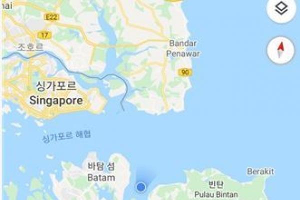 2 ships with S. Korean crew members held in Indonesia for violating territorial waters