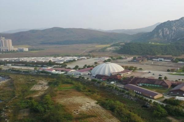 Pyongyang demands Seoul tear down facilities at North's resort