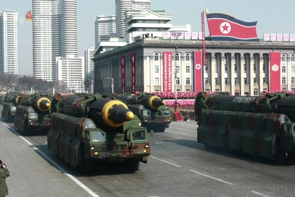 US military leader expresses full confidence in ability to defend against new NK missiles