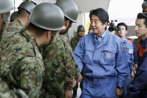 N. Korea slams Japan's plan to set up military space unit