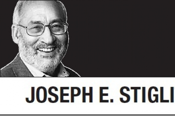 [Joseph E. Stiglitz] The truth about the Trump economy