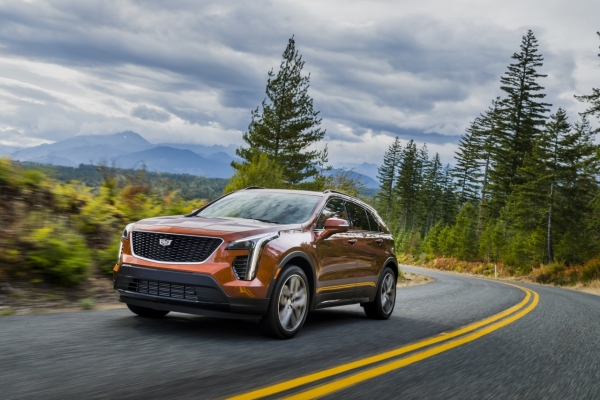 Cadillac to launch five new models targeting young drivers