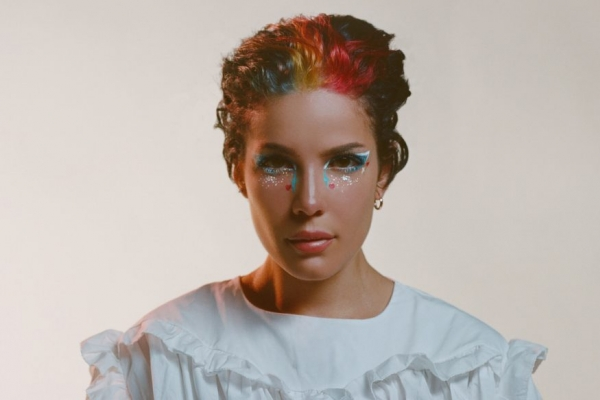 [Herald Interview] Halsey says working with BTS one of best experiences in life