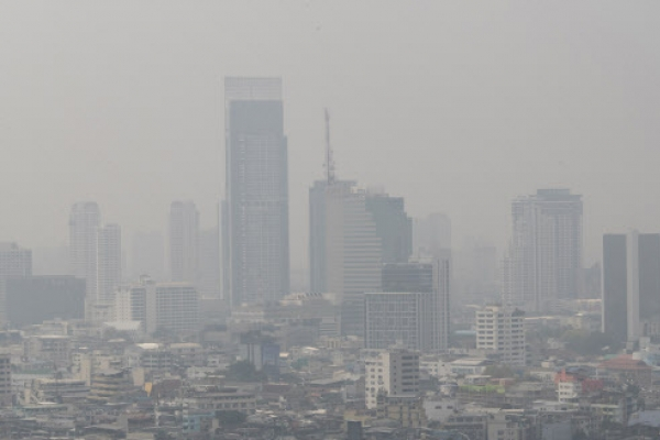 Ultrafine dust in Seoul, Beijing has similar ingredients: report