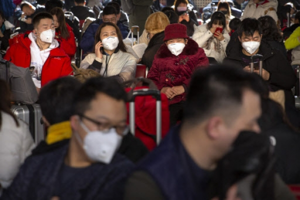 NK paper reports on 'Wuhan pneumonia' amid report of temporary border shutdown