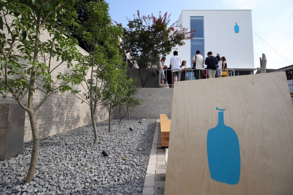 Blue Bottle Coffee to open 5th store in Gwanghwamun