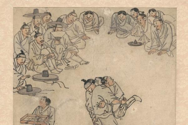 Resurrection of ssireum, traditional Korean wrestling