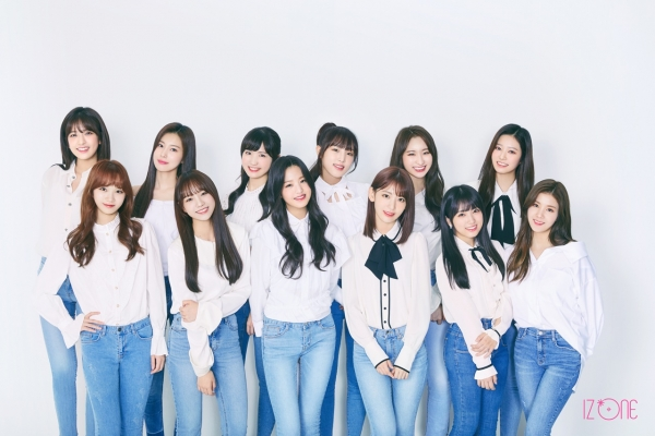 IZ*ONE to resume music career next month
