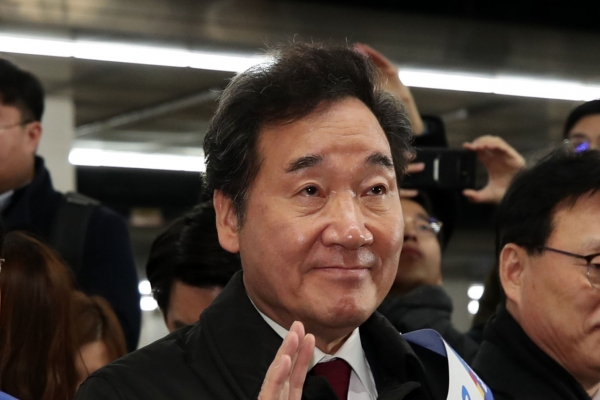 Former PM announces bid to run in Seoul's Jongno in upcoming elections