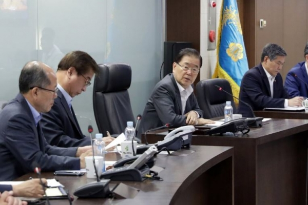 NSC members discuss follow-up measures to Hormuz troop dispatch decision: Cheong Wa Dae