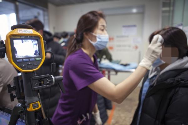 S. Korea on high alert to prevent spread of Wuhan coronavirus