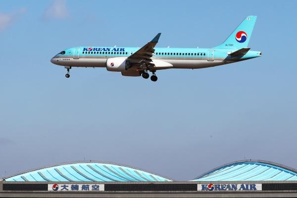 Korea's air passenger traffic up 5% in 2019