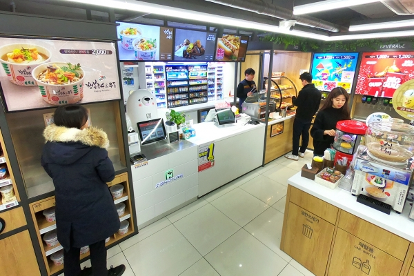 [Photo News] 7-Eleven opens stores for foodies
