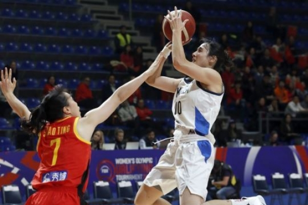 S. Korea qualifies for 2020 Olympic women's basketball tournament