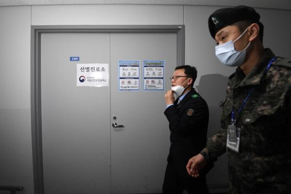 1,100 soldiers quarantined over new coronavirus: defense ministry